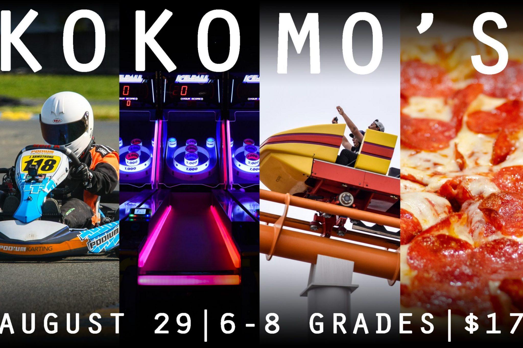 Day at Kokomo's!