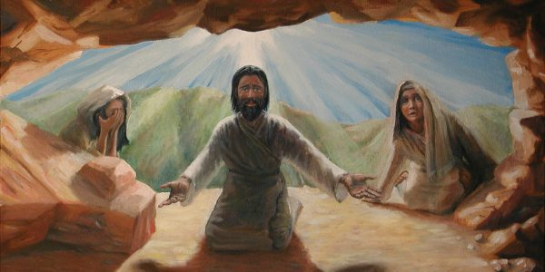 5th Sunday of Lent – Another Kind of Temptation for Jesus?