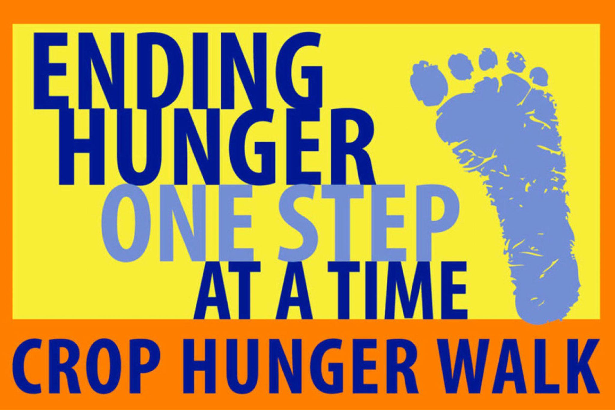 Crop Hunger Walk October 4