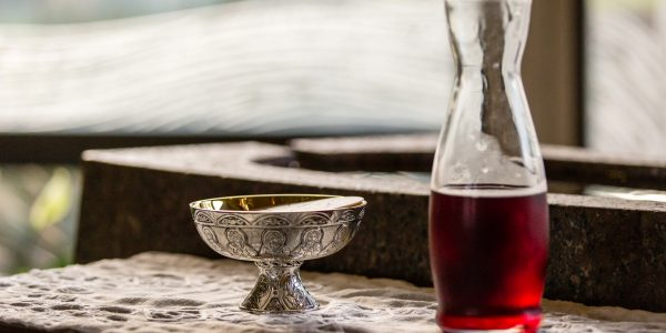 Body and Blood of Christ – The Eucharist—the Breaking of Temporal Bonds