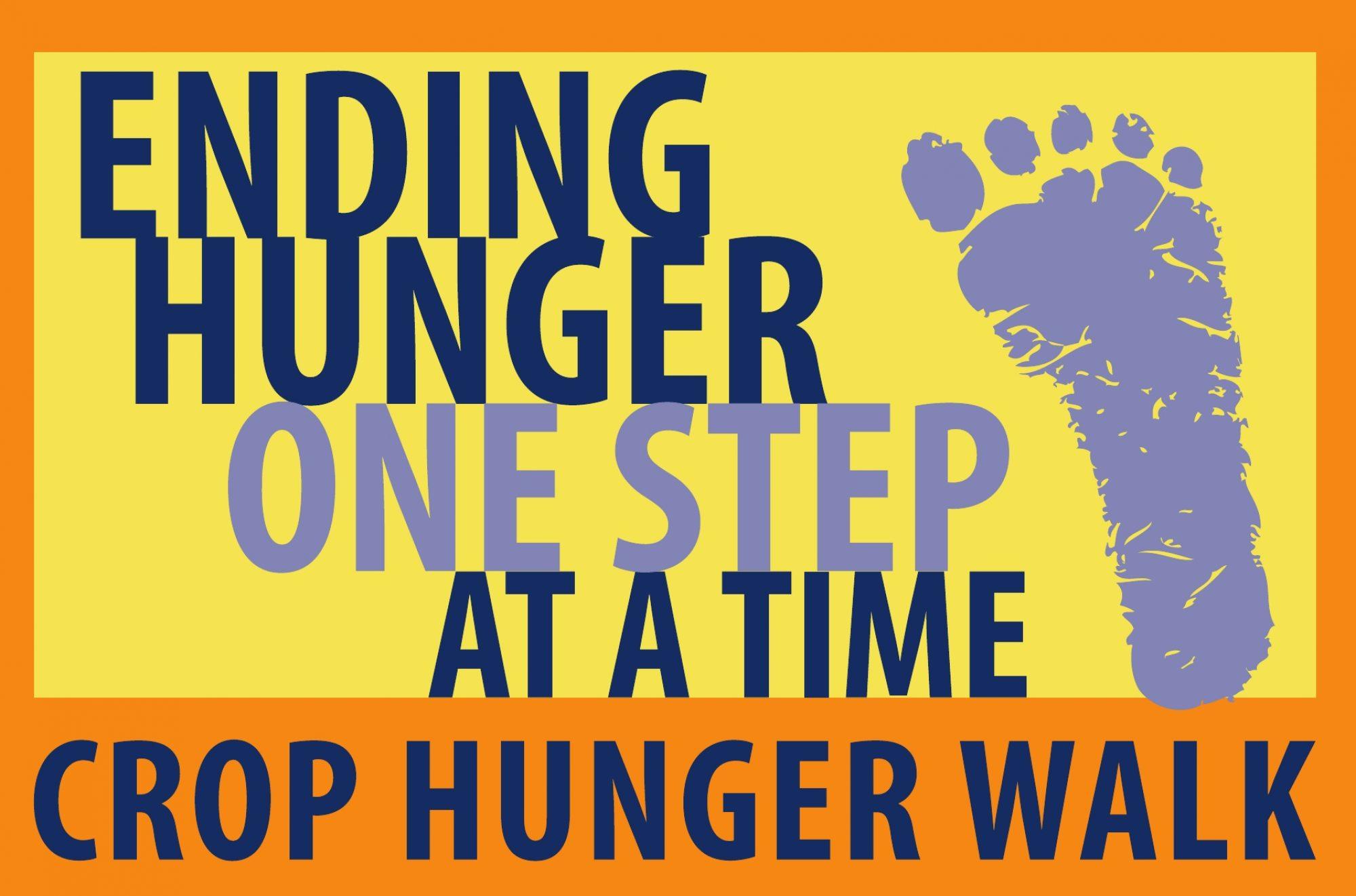 CROP Hunger Walk 2021